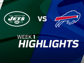 Jets vs. Bills highlights | Week 1