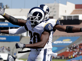 Lamarcus Joyner adds to lead with a pick-six