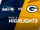 Watch: Seahawks vs. Packers highlights | Week 1