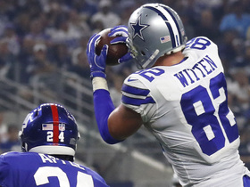 Dak Prescott throws first TD pass of season to Jason Witten