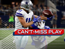 Can't-Miss Play: Cole Beasley rodeo catch