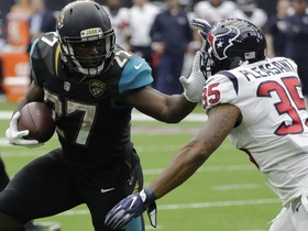 Burleson: Fournette showed why we can't ignore Jaguars this season