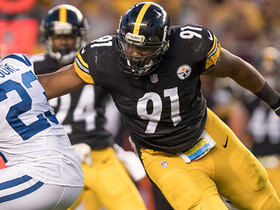 Rapoport: Stephon Tuitt should actually return 'pretty shortly' from biceps injury