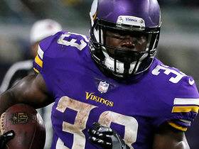 Watch: Dalvin Cook breaks AP's record for most rushing yards in a Vikings debut