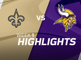 Saints vs. Vikings highlights | Week 1