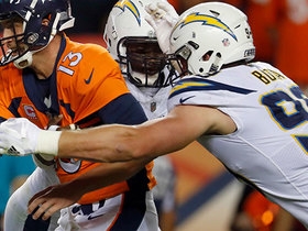 Joey Bosa gets second sack of game