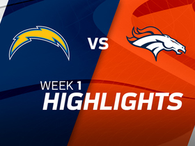 Chargers vs. Broncos highlights | Week 1