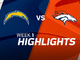 Watch: Chargers vs. Broncos highlights | Week 1