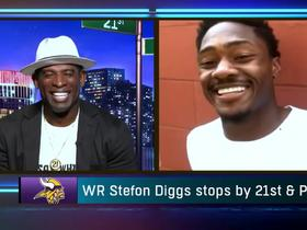 Diggs: Our team is headed in the right direction
