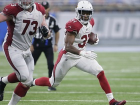 How will the Cardinals move on from the loss of David Johnson?