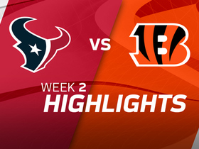 Texans vs. Bengals highlights | Week 2