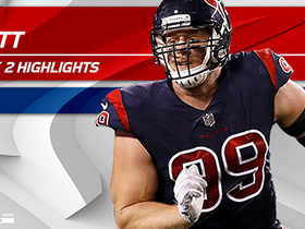 J.J. Watt highlights | Week 2