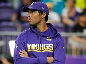 Game Theory: How will the Vikings do without Bradford?
