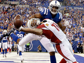 Watch: Colts stop Cardinals on fourth down in spectacular goal-line stand