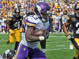 Dalvin Cook breaks free for a 26-yard run