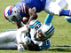 Watch: LeSean McCoy gets knocked for a 360 by Daryl Worley