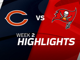 Bears vs. Buccaneers highlights | Week 2