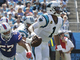 Watch: Cam Newton's escapes power Panthers past Bills