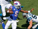 Watch: Tyrod Taylor runs all over the Panthers