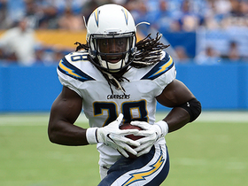 Watch: Melvin Gordon powers through for 1-yard TD