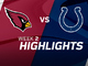 Watch: Cardinals vs. Colts highlights | Week 2