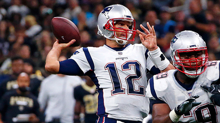 Tom Brady five best throws | Week 2 - NFL Videos