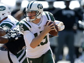 Watch: Josh McCown beats defenders and rushes for 22 yards