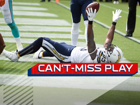 Watch: Can't-Miss Play: Antonio Gates breaks all-time tight end TD record