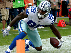 Watch: Dez Bryant beats Aqib Talib, catches first TD of season