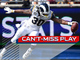 Watch: Can't-Miss Play: Gurley makes leap for the ages, dives for TD