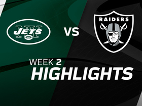 Jets vs. Raiders highlights | Week 2