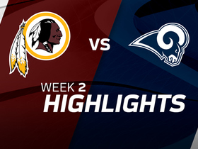Redskins vs. Rams highlights | Week 2