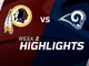 Watch: Redskins vs. Rams highlights | Week 2