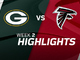 Watch: Packers vs. Falcons highlights | Week 2