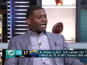 LaDainian Tomlinson on Antonio Gates' early years in the NFL