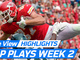 Watch: freeD: Top 5 Plays Week 2