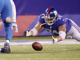 Watch: Pierre-Paul gets huge strip sack on Stafford, Giants recover