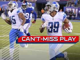 Can't-Miss Play: Jamal Agnew uses spin cycle on 88-yard TD
