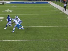 Shane Vereen weaves downfield for 20-yard gain