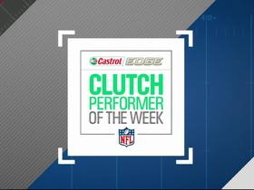 Watch: Week 2: Castrol EDGE Clutch Performer of the Week nominees