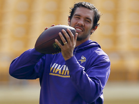 Watch: Mike Garafolo: Sam Bradford is going to be week to week