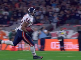 Watch: Matt Forte mazy touchdown run