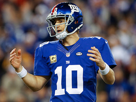 Watch: Is Eli Manning to blame for the Giants' 0-2 loss?