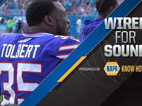 Watch: Wired for Sound: Mike Tolbert