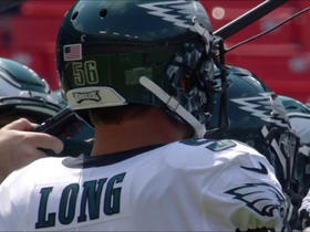 Watch: Chris Long funds scholarships to 'promote equality through education'