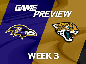 Watch: Ravens vs. Jaguars Week 3 game preview