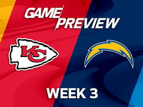 Watch: Chiefs vs. Chargers Week 3 game preview