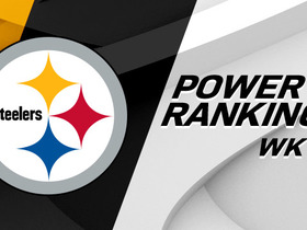 Watch: Elliot Harrison breaks down Steelers' ranking at No. 5