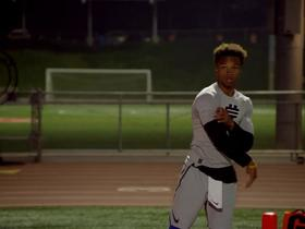 Watch: 'Elite 11': Dorian Thompson-Robinson 'knows when it's go time'