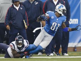 Watch: Kareem Jackson: Calvin Johnson was the biggest challenge to play against